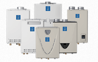 Hot Water Heater Tankless Gas